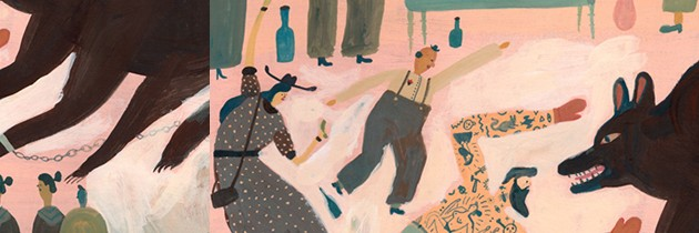 Illustrations by Nicholas Stevenson.