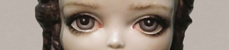 Mark Ryden's Porcelains.