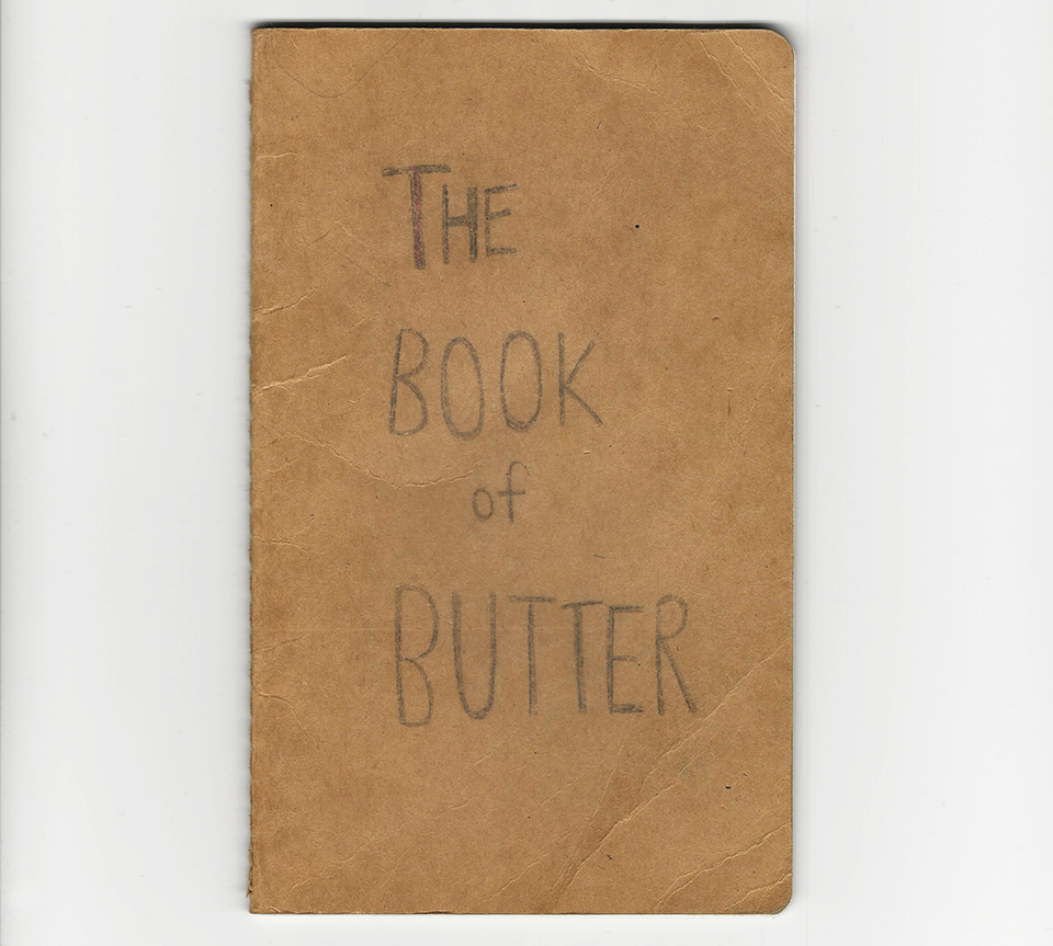 The Book Of Butter cover small