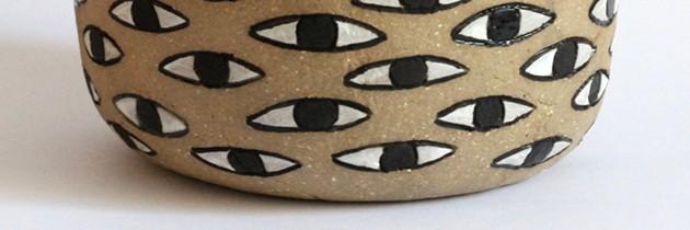 Ceramics by Kinska.